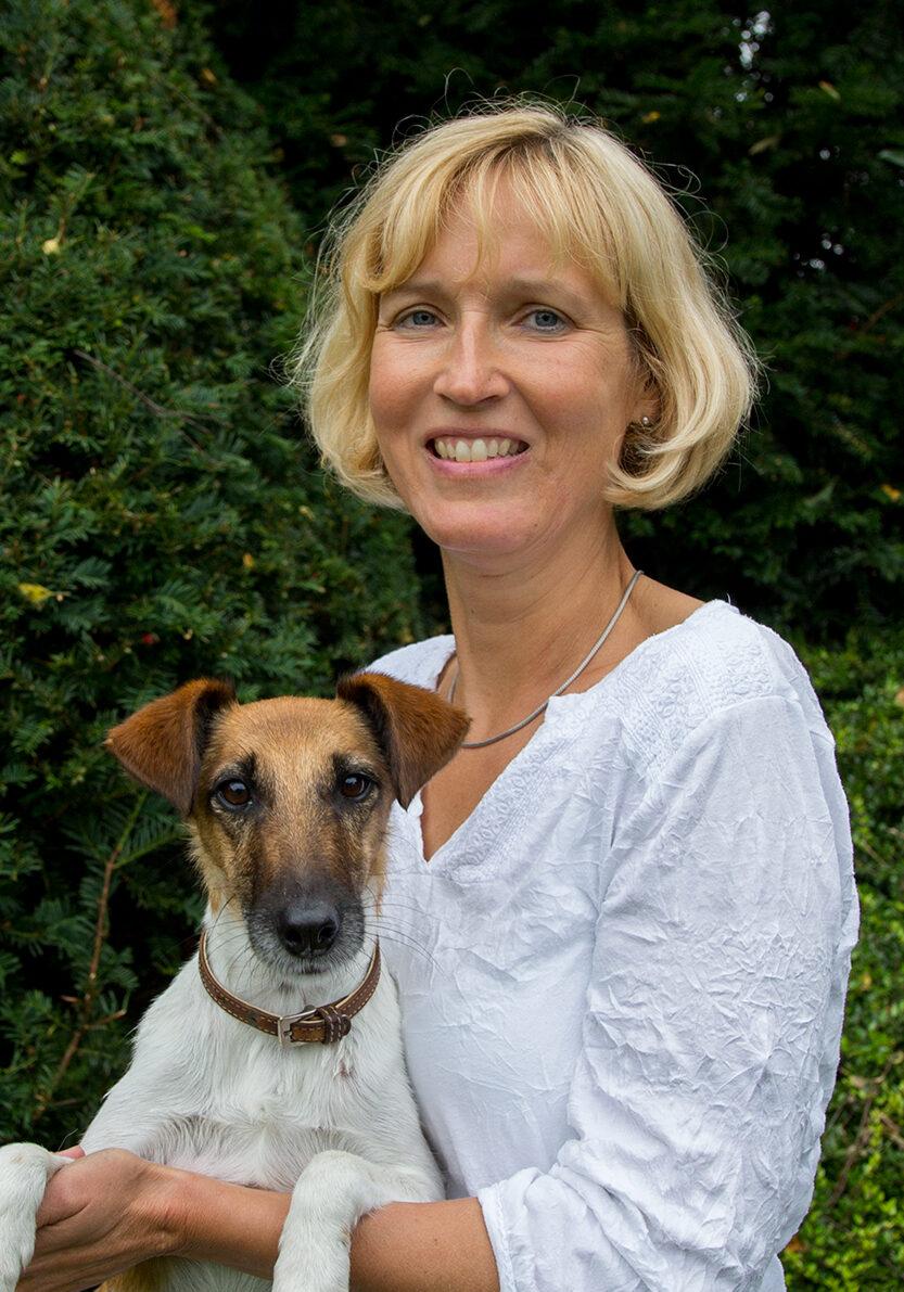 Dr. med. vet. Kathrin Lange - Tierärztin
