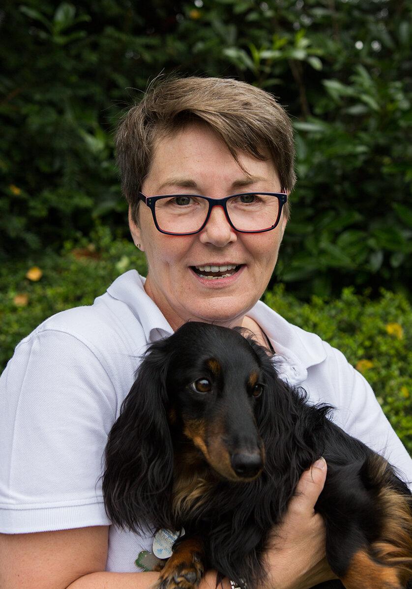 Christine Klein - Tierarzthelferin